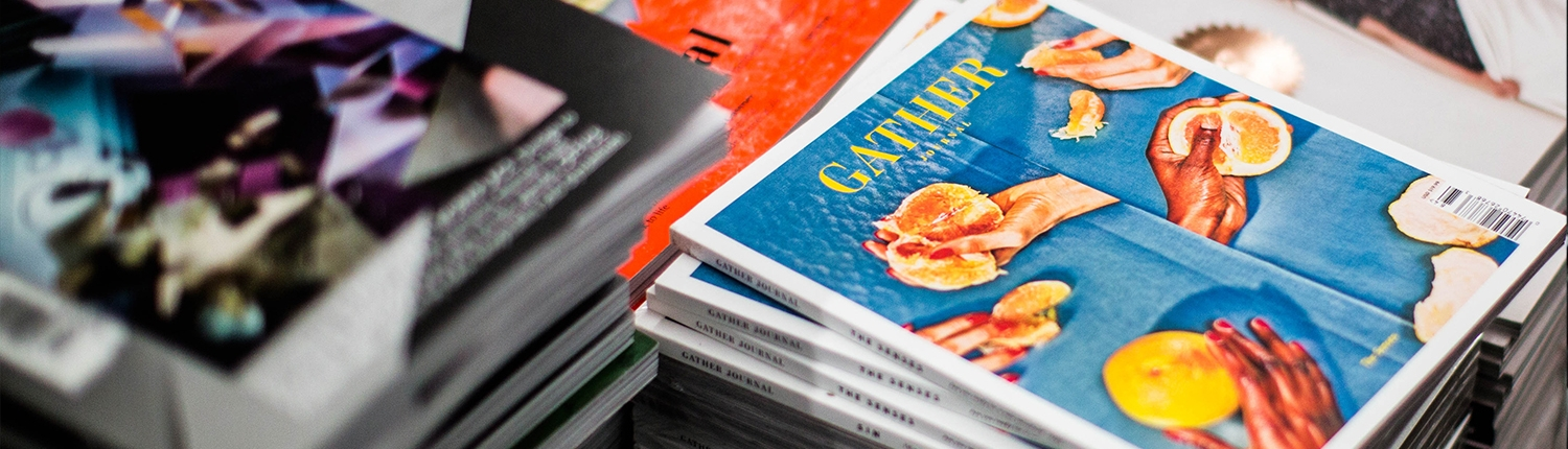 Books, Magazines and Catalogues Print