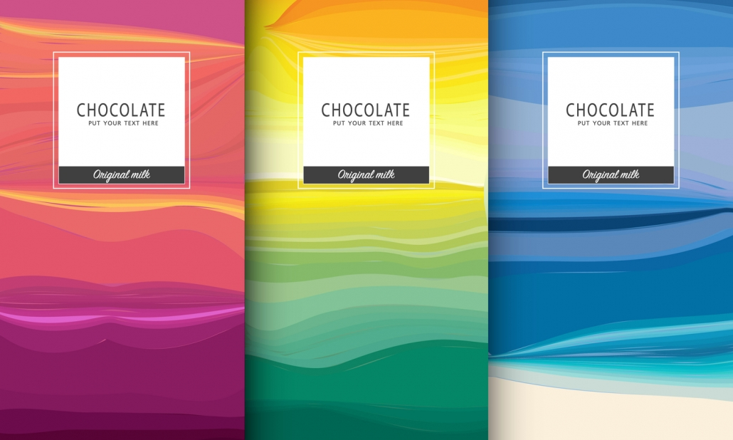 Packaging for Chocolate Product